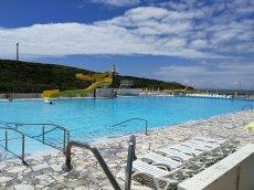 Pool at Praia das Macas