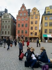 Main square Gamla stan
